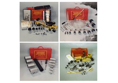 Hazardous Materials Plug and Patch Kits